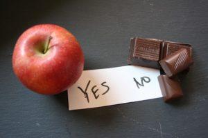 gesund vs ungesund
